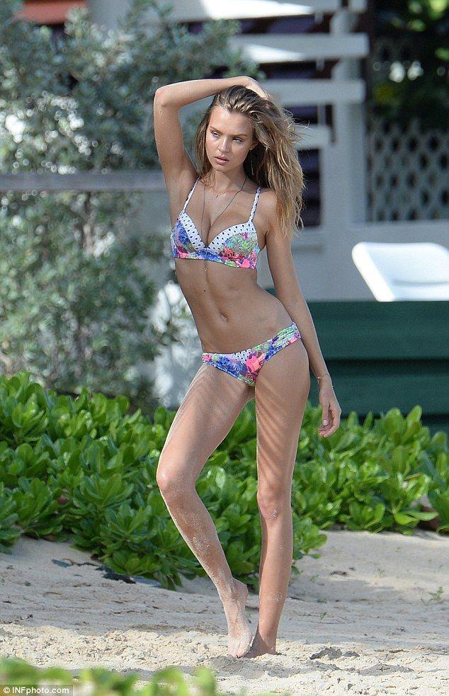 Victoria's Secret Swim Shoot! | Victoria's Secret Models