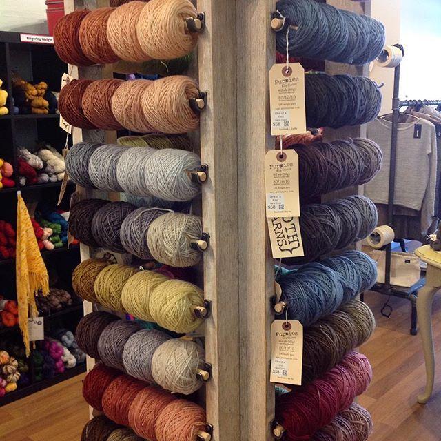 Photo from stashlocal - YOTH yarn 'puppies'