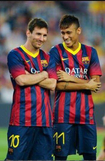 Resultado de imagen para El Barcelona + messi +neymar