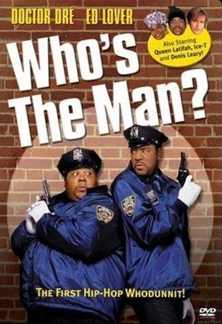 Hip-Hop Ed Lover Doctor Dre Who's The Man 1990s