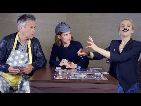 THIS IS THE FUNNIEST THING EVER!! Sherlock, Season 4: Cast Comic-Con Skit - YouTube