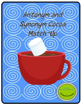 This is a fun activity for your students to practice synonyms and antonyms.  The packet includes 20 synonym pairs and 20 antonym pairs with instructions for several different uses.