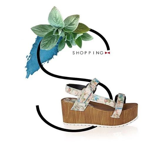 S for #spring, #shoes and #shopping! ;) #INTOTO #Flatforms  Get your pair: http://www.intoto.in/the-shopping-block-69