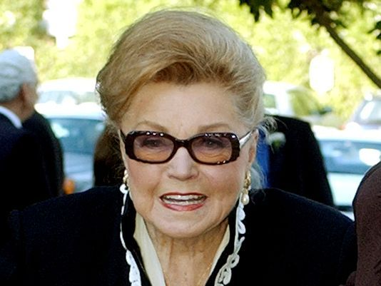 Swimmer turned movie actress Esther Williams died in her sleep at age 91.  I loved her swimming movies.  Max Factor developed waterproof makeup just for her.