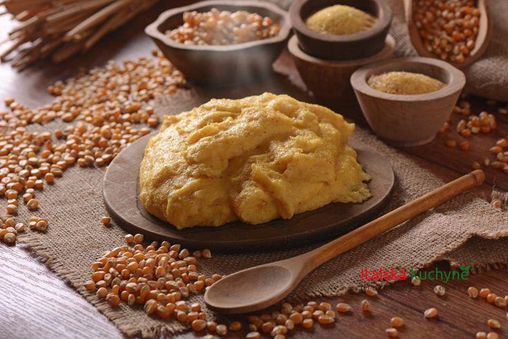 Italská kuchyně pro Čechy a Slováky - Severní Itálii bychom si mohli jen těžko představit bez polenty. Ještě před několika desítky let byla po