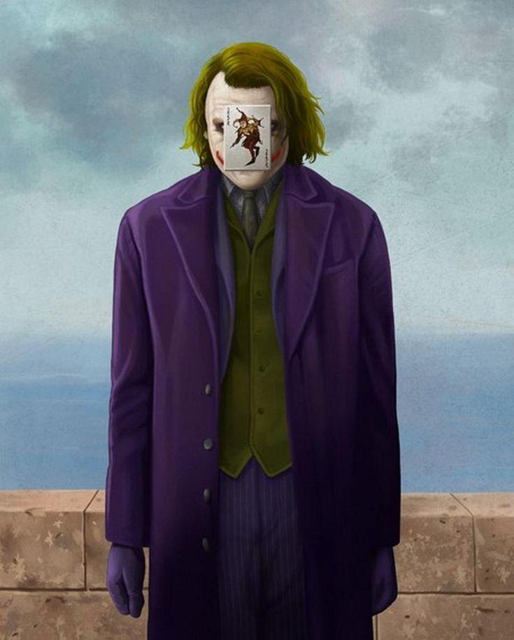 Rene Magritte The Son Of Man 70 best Art Parodies- ...