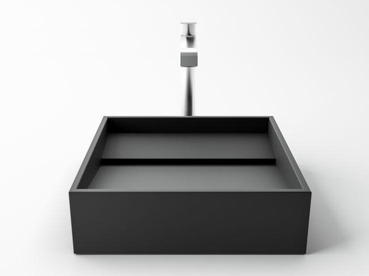 INCLINIO - Filodesign dove l'acqua diventa design! where the water becomes design!  materiale:ardesia / black slate