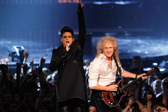 Queen with Adam Lambert | The Forum CA (End Stage) at Inglewood (07-03-2014 8:00 PM)