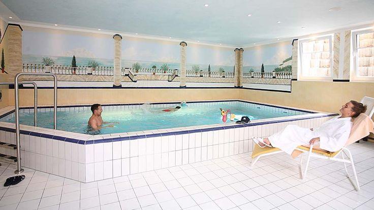 Hotel & Restaurant Albatros Ulmenallee 5 18586 Göhren  www.hotel-albatros.de  Illusionsmalerei, Fliesen, Spa