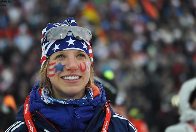 Annelies Cook | Biathlon | #TeamUSA #sochi2014