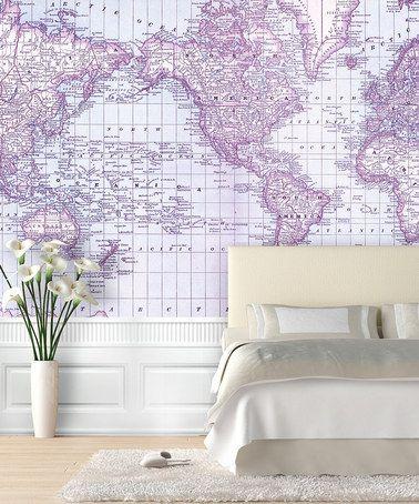 Berry World Atlas Map