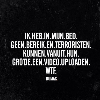 Terroristen #rumag