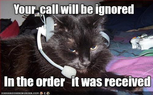 Meow enterprises, Non Help Desk