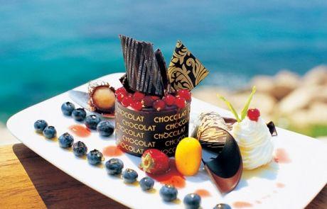 Mους Σοκολάτας με Γιαούρτι απο τον Executive Chef Τάσο Τόλη της αλυσίδας εστιατορίων Palmie bistro