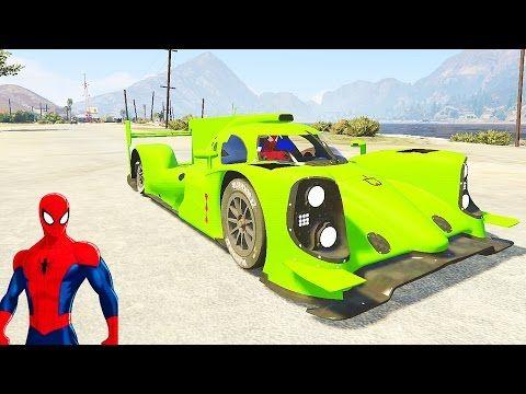 Şimşek McQueen Örümcek Adam Escalade İle Arkadaşlarını Alıyor (Çizgi Film Tadında - Türkçe Dublaj) - YouTube