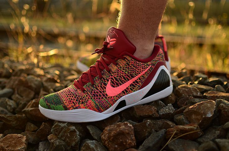 newest 6ac4b 0b57d ... Nike Kobe 9 Elite Low iD   Shoes Şakir likes   Pinterest   Kobe ...