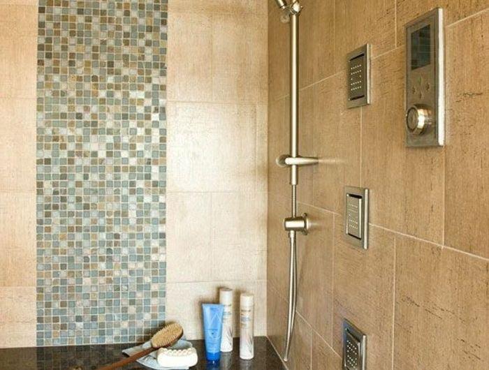 32 best Salle de bain images on Pinterest Bath design, Bath tiles - salle de bains beige