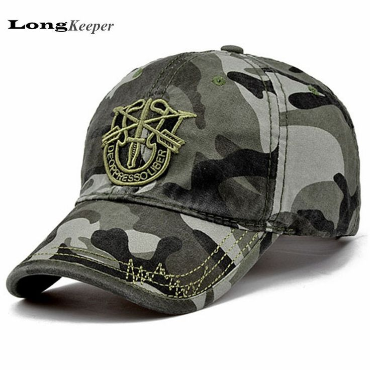 $8.11 (Buy here: https://alitems.com/g/1e8d114494ebda23ff8b16525dc3e8/?i=5&ulp=https%3A%2F%2Fwww.aliexpress.com%2Fitem%2FLongKeeper-Mens-Baseball-Caps-High-Quality-Military-Caps-Camo-Navy-Black-Hats-Retro-Vintage-US-Army%2F32759949266.html ) LongKeeper Mens Baseball Caps High Quality Caps Camo Navy Black Hats Retro Vintage US Army Women Men Caps for just $8.11