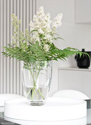 #Eberesche, #Blumendekoration, #Esstisch