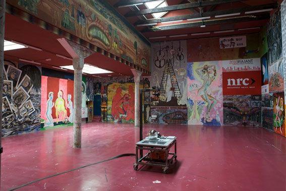 W139 - Space for contemporary art, Amsterdam