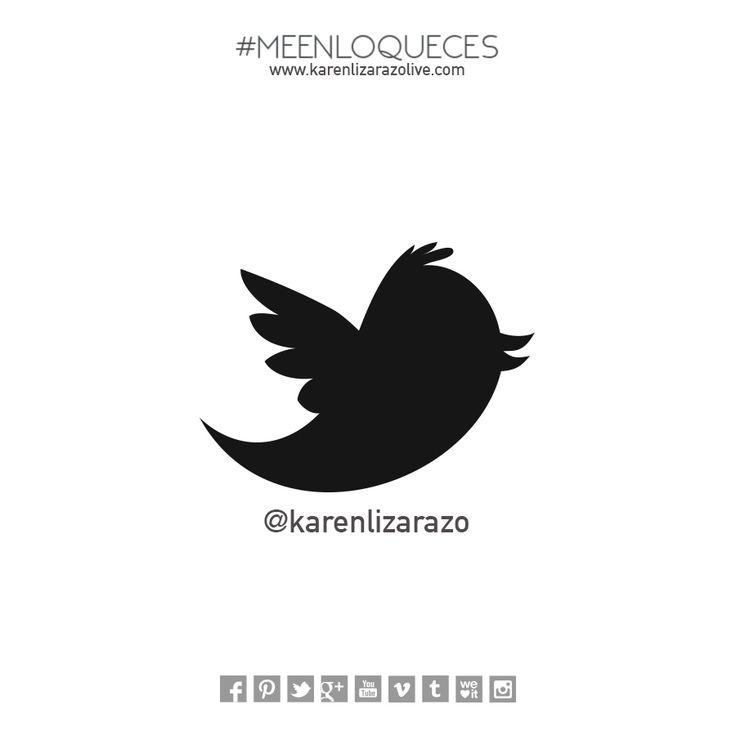 Sígueme en Twitter!!! #MEENLOQUECES / Muy pronto... @tataguzmancastrillon @carlosvitola @michellecguzman @asaliaorozco