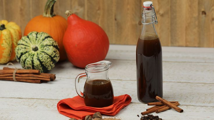There is nothing basic about this recipe. Put on a cozy scarf and try out Shahir's take on Pumpkin Spice Syrup. Your life — and your morning coffee — will never be the same again!