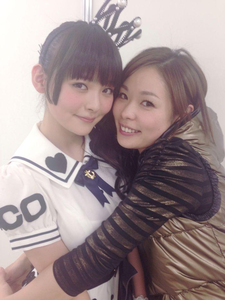 Twitter / Uesakasumire: 振り付けのYumiko先生と(*・∀・*) http://t ...
