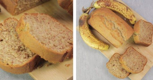 Best Banana Bread: This recipe is quick and easy