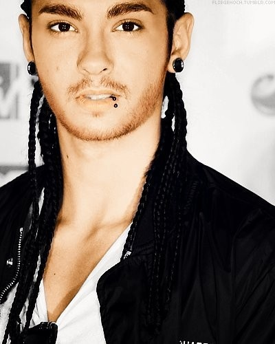 Tom Kaulitz - Bill's twin brother. Awesome guitarist. You wouldn't quite know it by looking at him, but he's really sweet. There's a lot more to him than what comes out in the media.