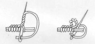 Malá pokrývka s pikotkami u středových motivů (vzor ŠÚUV)     Pikotky jsou drobné výstupky nebo obloučky, které se šijí současně s kroužko...