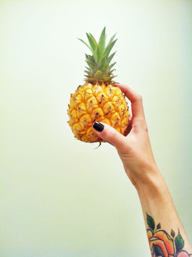 Mini pineapple