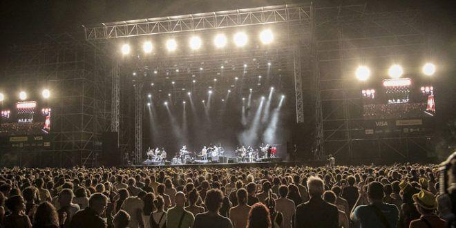 Daniele Silvestri: in 8mila ieri sera al Postepay Rock In Roma