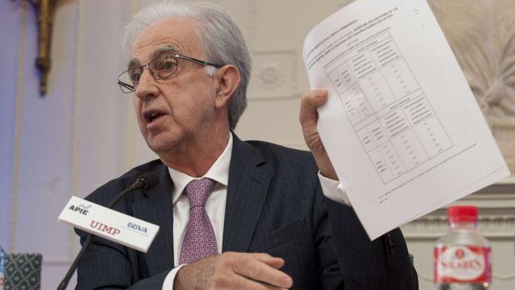 El Banco de España pide fusiones transfronterizas y advierte que la era de tipos bajos no ha terminado