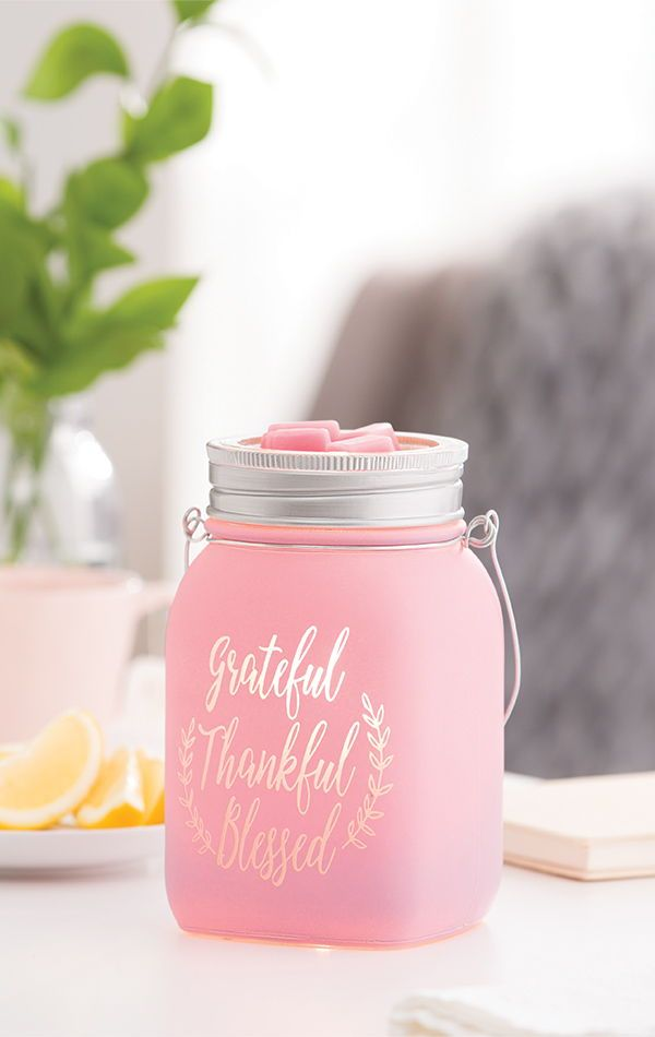 Coming Soon Grateful Thankful Blessed Scentsy 2018 Warmer From