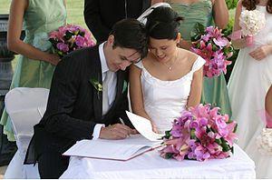 Evlilik - Vikisöz