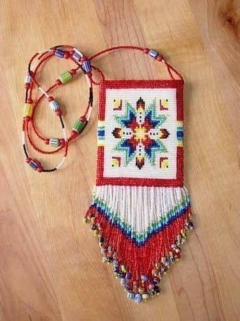 Connu 56 best Cherokee Bead Work images on Pinterest | Seed beads  PS71