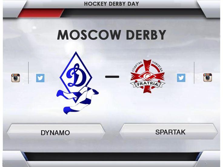 Moscow derby: Dynamo-Spartak