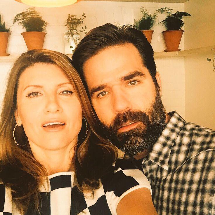 Catastrophe couple: Sharon Horgan & Rob Delaney