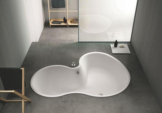 17 migliori idee su grande vasca da bagno su pinterest - Vasca da bagno grande ...