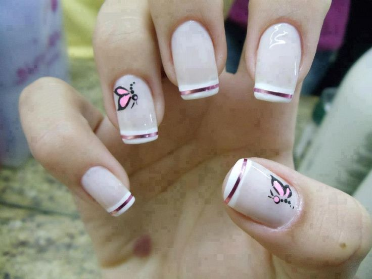 The Best Spring Nail Trends To Try Now ALL FOR FASHION DESIGN | See more at http://www.nailsss.com/colorful-nail-designs/2/