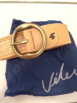 Velez Leather belt
