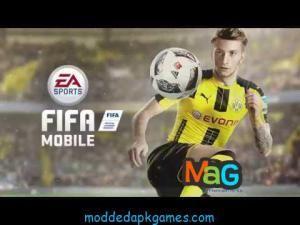 FIFA Mobile Mod Apk Unlimited Coins Latest Version Hack Download #moddedapkgames
