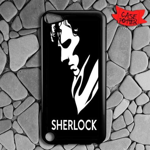 Sherlock Inspired iPod 5 Black Case