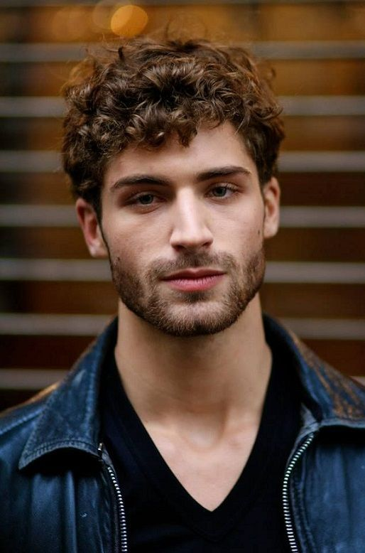 35 Curly Haircuts For Mens 2018 Handsome Men In 2018 Pinterest