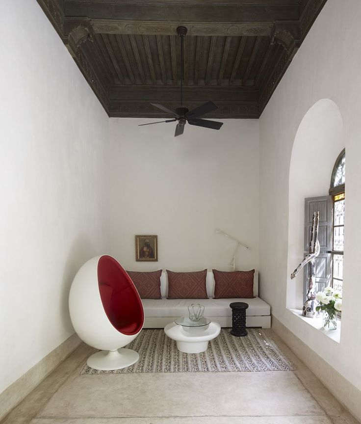 Riad Menau0026Beyond is the luxurious city outpost