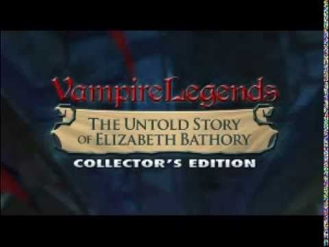 Final version of Vampire Legends 2: The Untold Story of Elizabeth Bathory Collector's Edition is out! Download for PC: http://wholovegames.com/hidden-object/vampire-legends-the-untold-story-of-elizabeth-bathory-collectors-edition.html FOR MAC: http://wholovegames.com/hidden-object-mac/vampire-legends-the-untold-story-of-elizabeth-bathory-collectors-edition-2.html This time, the horrifying legend of Elizabeth Bathory is yours to discover!
