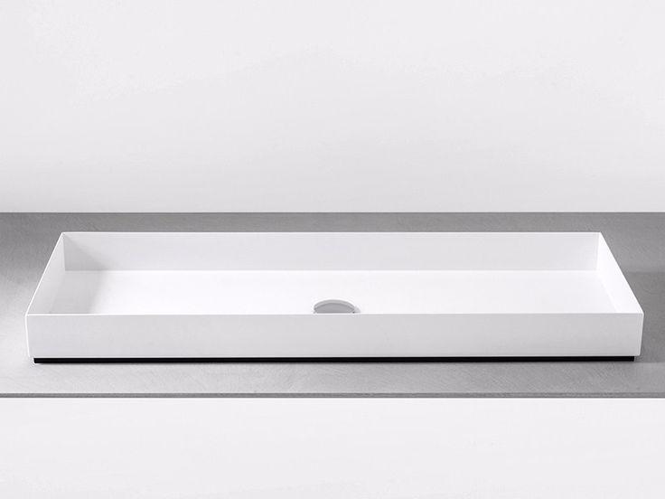 Fabulous Acheter en ligne Ila lavabo rectangulaire By moab vasque poser rectangulaire