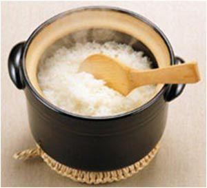 10万円の炊飯器よりも美味しく炊ける、1995円の土鍋ごはんがすごい!    和平フレイズ ほんわかふぇ 炊飯土鍋 (二重蓋) 3合炊 HR-8382