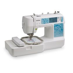 Brother® Computerized Embroidery Machine