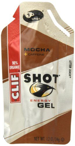 Clif Shot Gel, Mocha, 1.2-Ounce Packets, 24 Count | Multicityhealth.com  List Price: $35.27 Discount: $13.44 Sale Price: $21.83